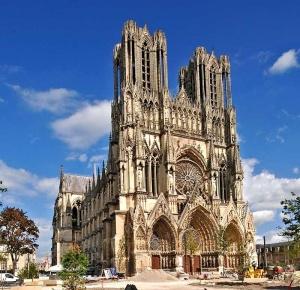 Reims Katedrali