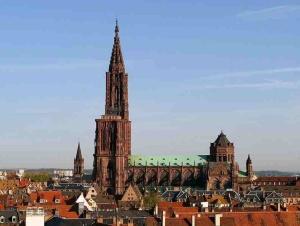 Strasbourg Katedrali