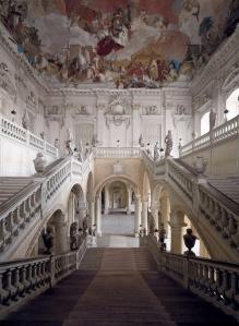 Würzburg Piskoposluk Sarayı