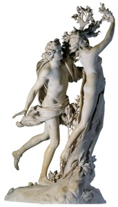 Apollon ve Daphne