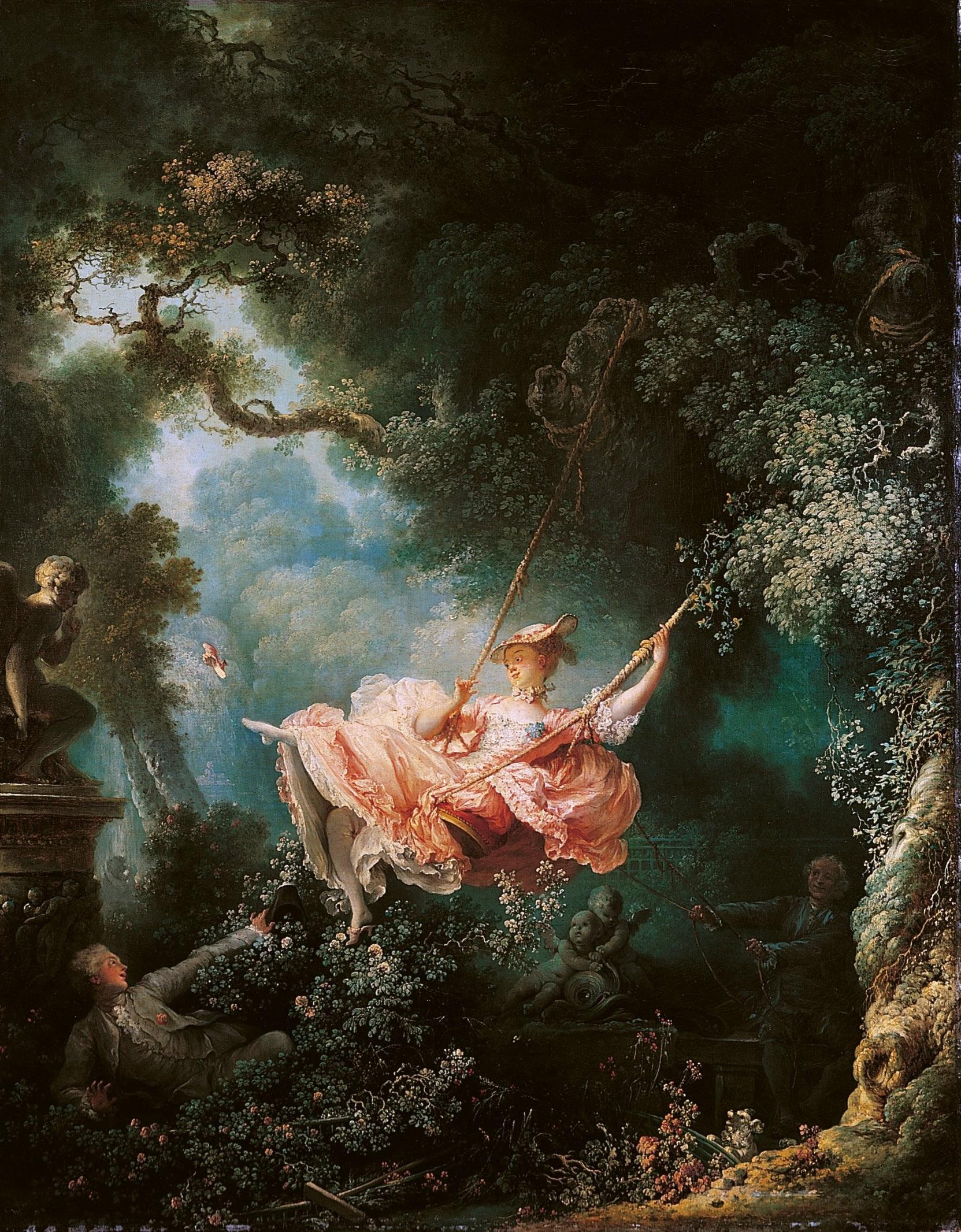 Madame Pompadour dönemi Fransa 6