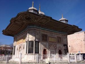 III. Ahmet Çeşmesi