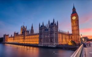 Londra Parlamento Binası