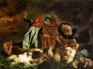 Dante ile Virgilius Cehennem'de