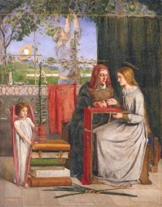 Rosetti, Meryem'in Çocukluğu