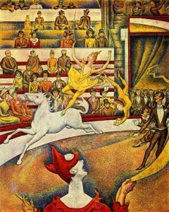 Georges Seurat, Sirk